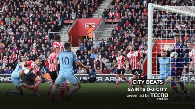 CITY BEATS: The Blues were on song at St Mary's