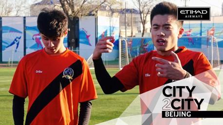 10대 청소년 민중 축구, 베이징