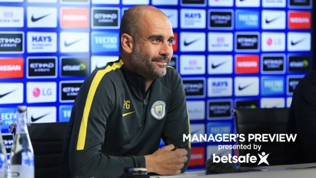 Guardiola: We can use Aguero & Jesus together
