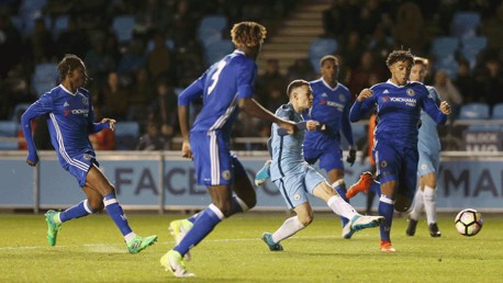 FA Youth Cup highlights: City 1-1 Chelsea