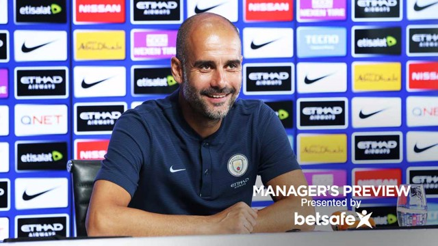 PEP: The boss previews Bournemouth