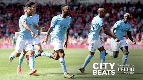 CITY BEATS: La victoire sur Bournemouth en images et en musique.
