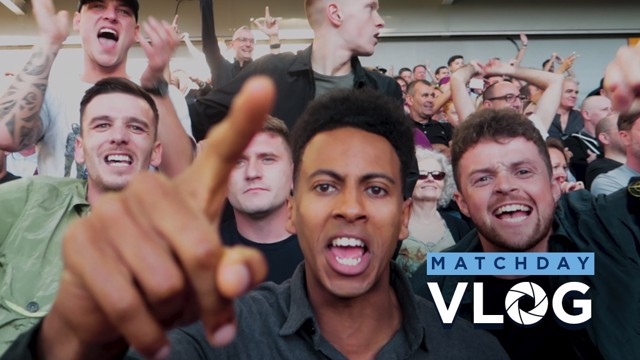 VLOG: Kyle at Brighton