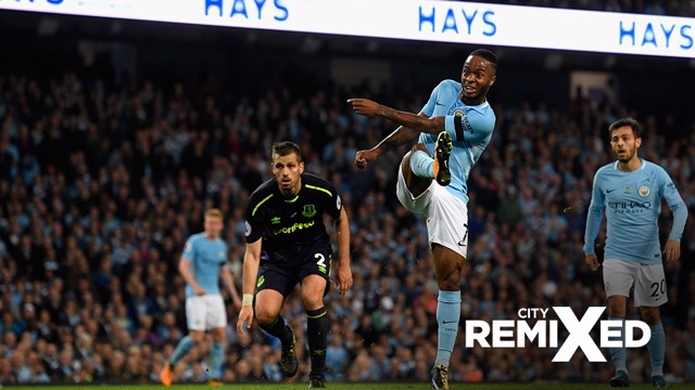 CITY REMIXED: Volleys