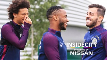 INSIDE CITY: Our weekly look behind-the-scenes at Manchester City