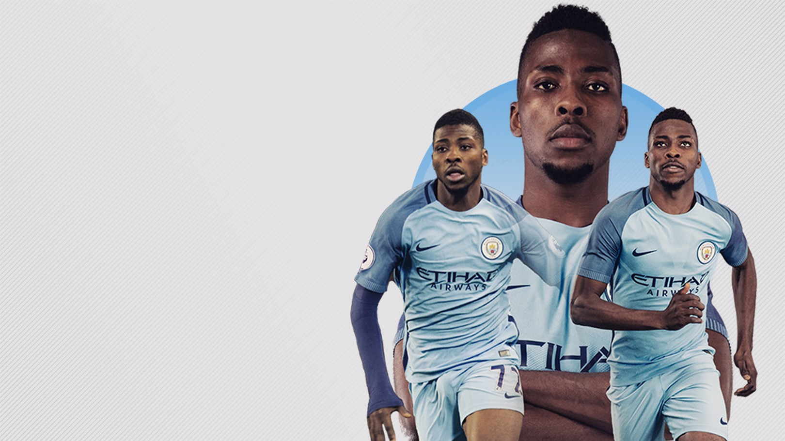 THANK YOU: Kelechi leaves the Club after two seasons with the first team.