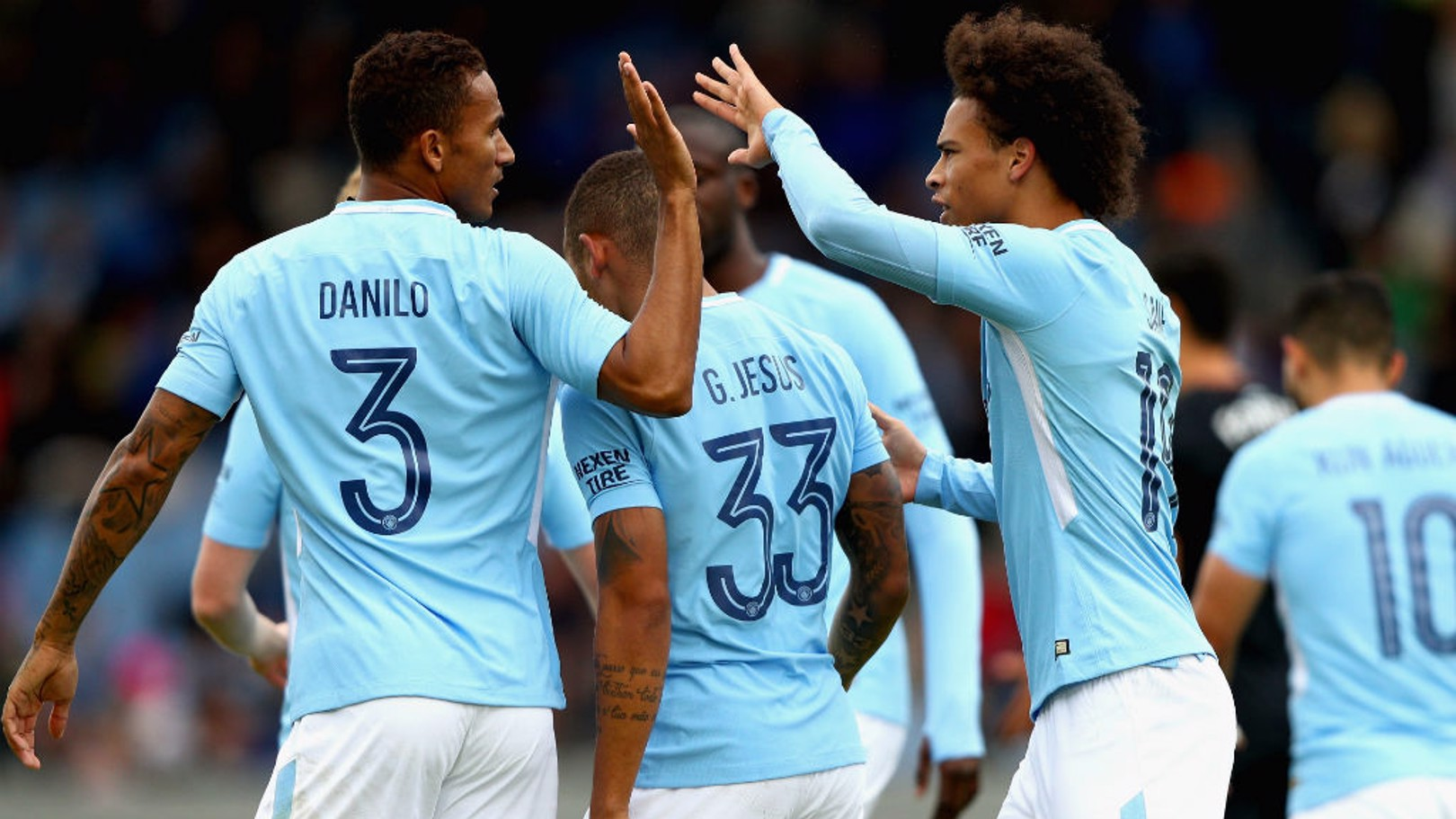 NUMBERS GAME: City's squad list is in