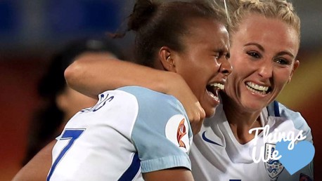 THINGS WE LOVE: Parris wins it for the Lionesses!