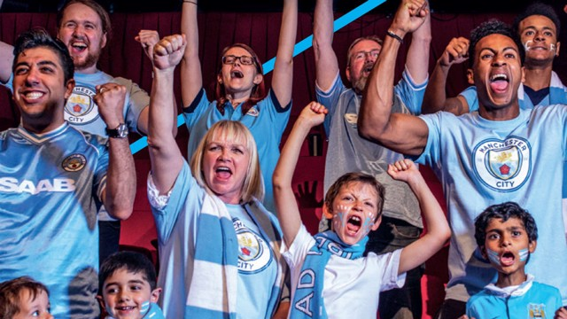 SHOW TIME: We're not really here will depict what it means to be a City fan.