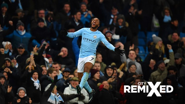 CITY REMIXED: Raheem Sterling's late finishes