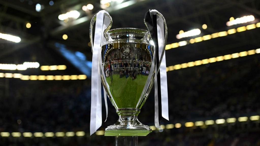 Champions League Last 16 Draw Details Manchester City Fc