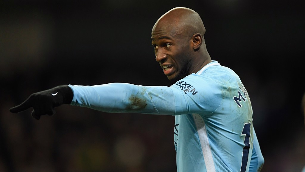 MANGALA: Stepped up to the mark