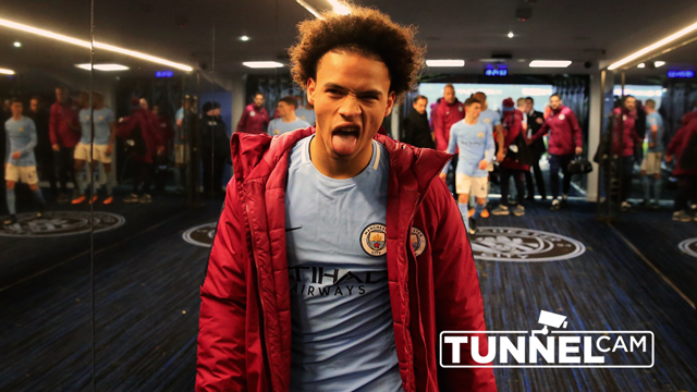 TUNNEL CAM: Go behind-the-scenes before, during and after the win over Tottenham