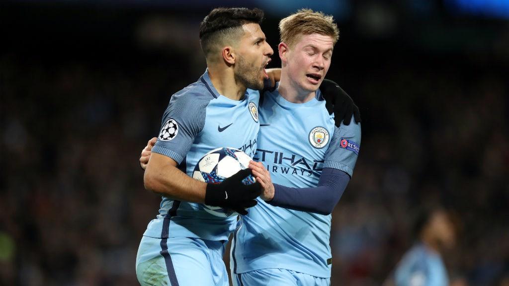 5 Great Man City European Goals