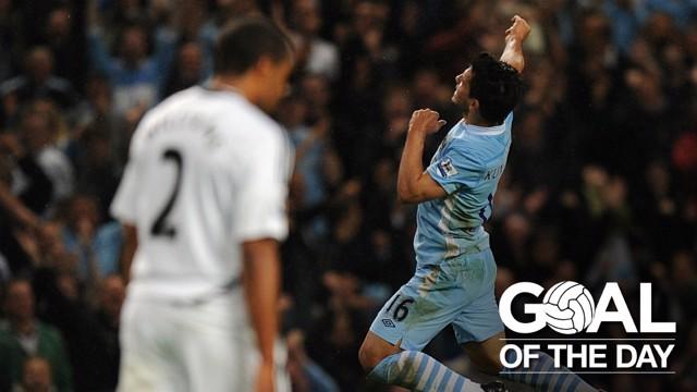 GOTD: Silva v Swansea
