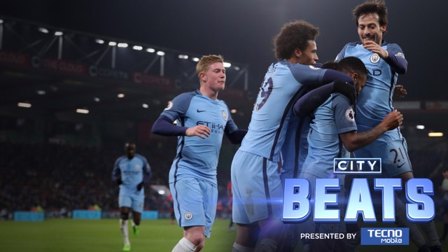 CITY BEATS: Bournemouth v City