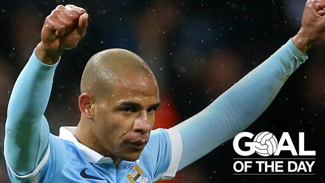 GOAL OF THE DAY: Fernando on target versus The Cherries