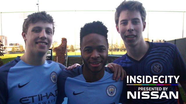 INSIDE CITY: Raheem, Calfreezy and Wroetoshaw get involved in some funny business!