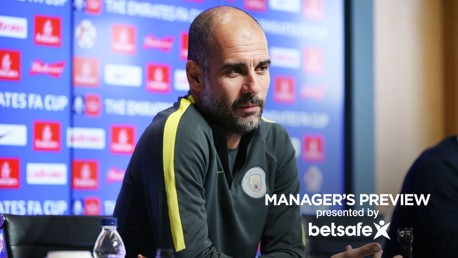 Guardiola pleased with H.H. Sheikh Mansour meeting