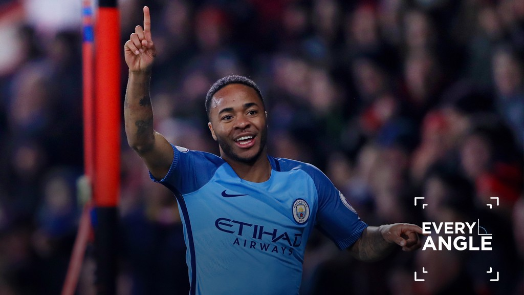 Sterling man of the match