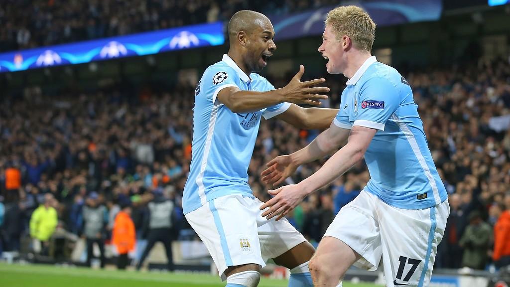 FERNA: KDB welcomes team-mate's return
