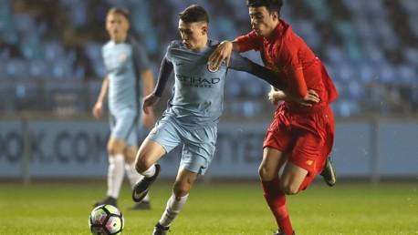 Man City U18s 3-1 Liverpool: Highlights