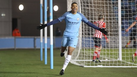 FAYC: City u18s v Southampton Highlights