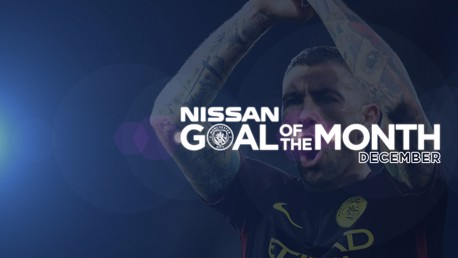 SUPER STRIKES: Vote for our December Goal of the Month.