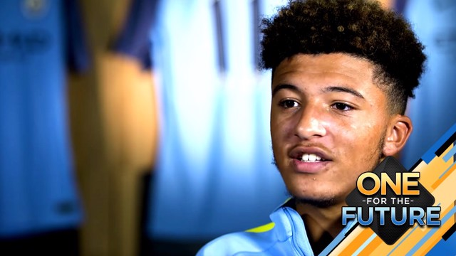 HOT-SHOT: Jadon Sancho