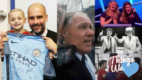 Things We Love: Guardiola gold and standing alone