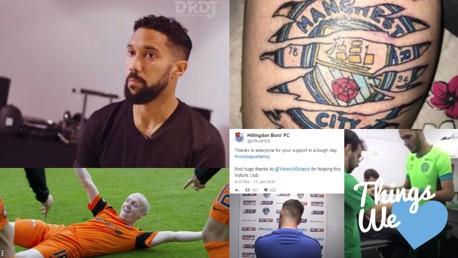 Things We Love: Clichy's comparison and City ink