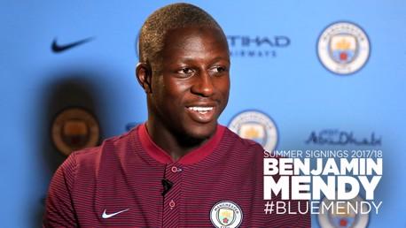 CITIZEN: Benjamin Mendy (Monaco) a signé avec City.