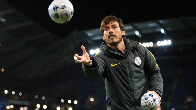 INCOMING: David Silva on target once again