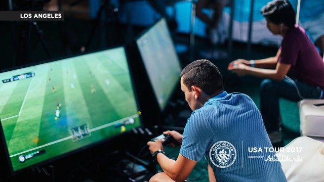 HEAD IN THE GAME: It's all about concentration as players battle it out to be crowned champion.