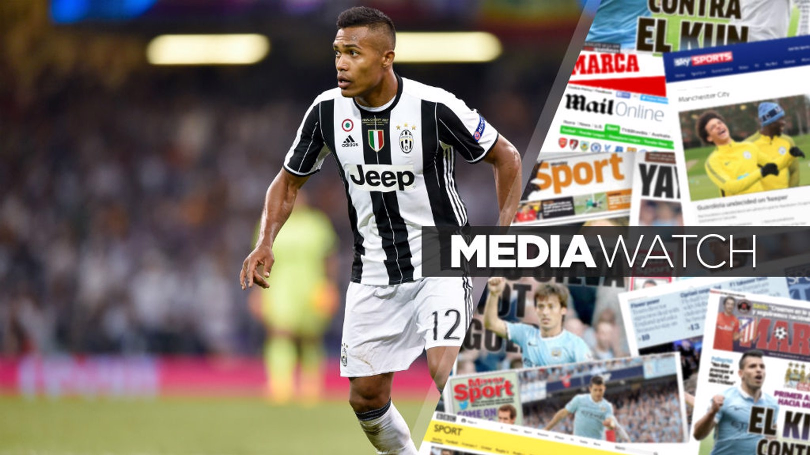 MOVING TARGET: Alex Sandro has been linked with a City switch.