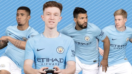 FIFA 17 CUP: Put your gaming skills to the test and you could be in with a chance of meeting your favourite City players