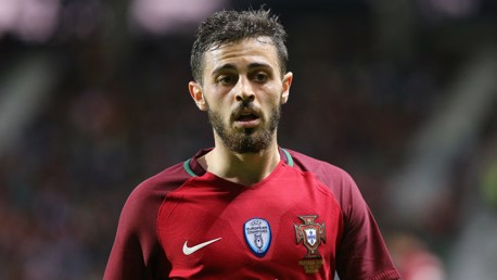 PLAY-OFF: Bernardo Silva's Portugal face Mexico in the Confederations Cup third-place game.