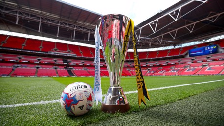 ESTRENO. El sub 21 del City participará en el Checkatrade Trophy.