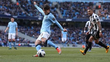 Liga Primer klasik: Man City 4-0 Newcastle