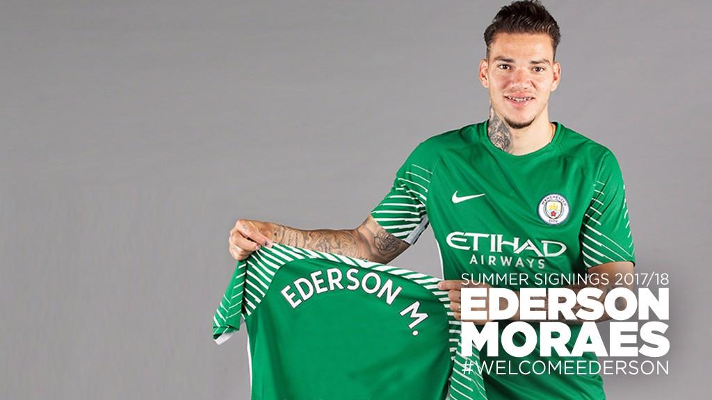 Man City Goalkeeper Profiles