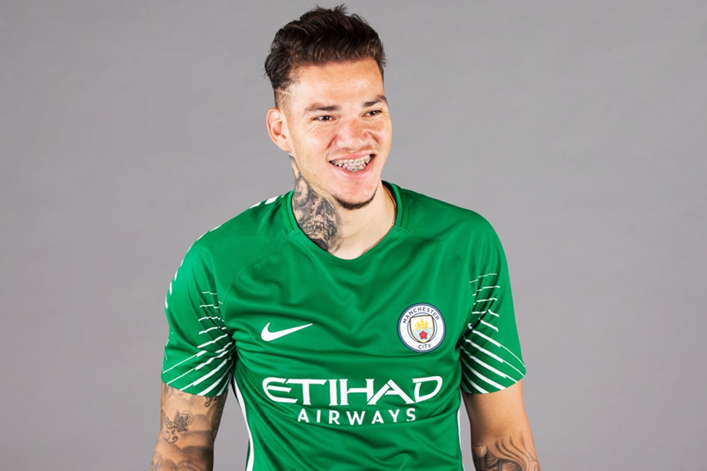 4ecf9d82a ALL SMILES  Ederson will officially become a City player on 1 July.