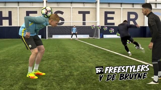 F2 FREESTYLERS: v Kevin De Bruyne