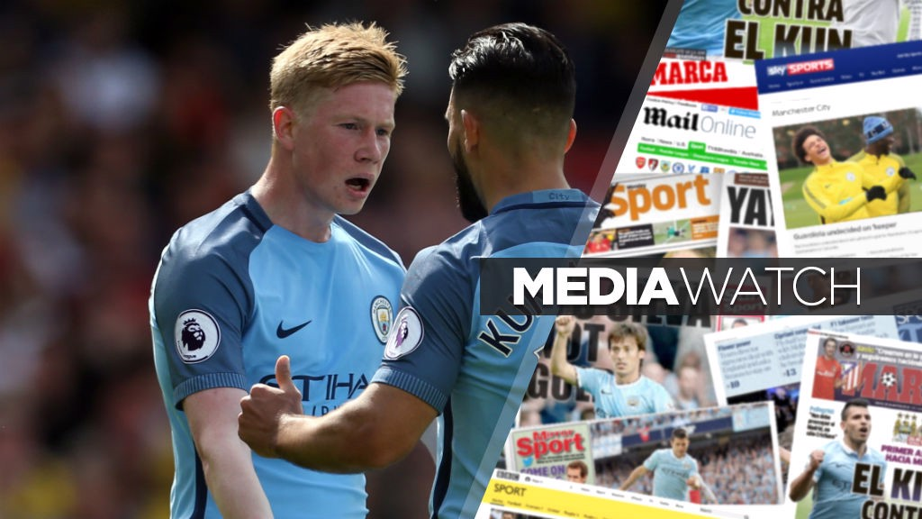 PREMIER LEAGUE XI: De Bruyne has revelaed who he feels were the best in the Premier League 2016/17