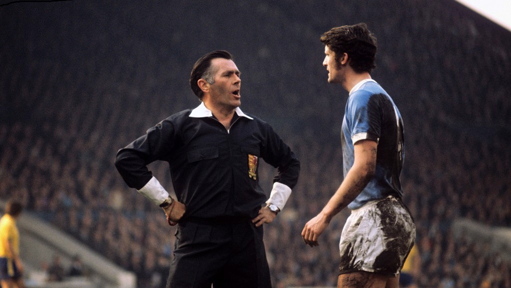 WINNER: Mike Doyle was voted Player of the Year twice