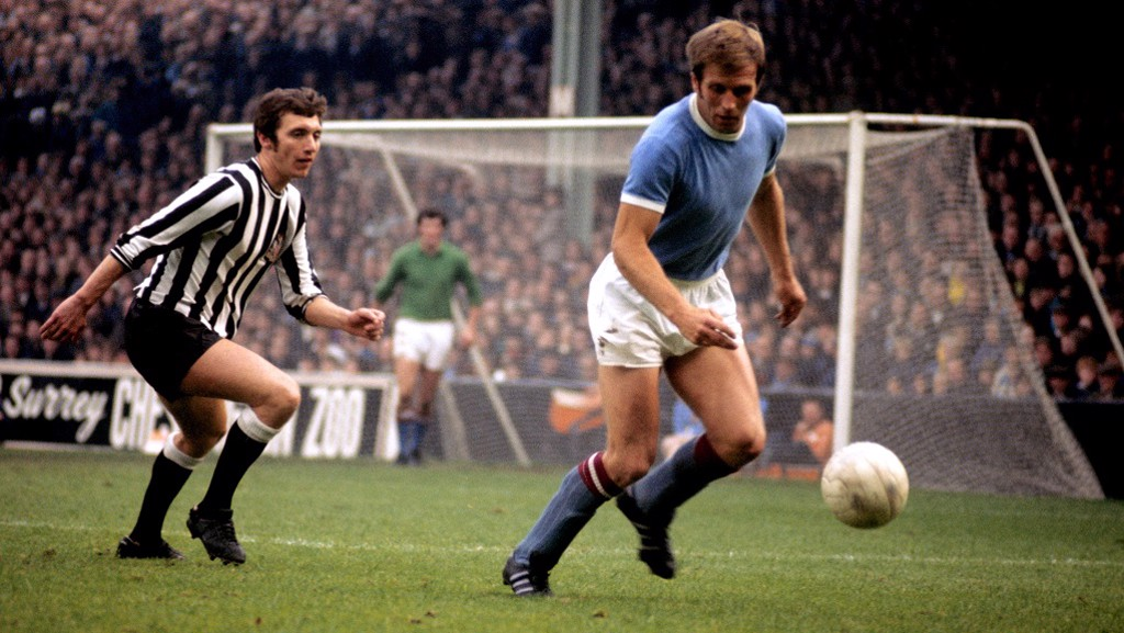 WINNER: Alan Oakes bagged the prize in his 16th year at City!