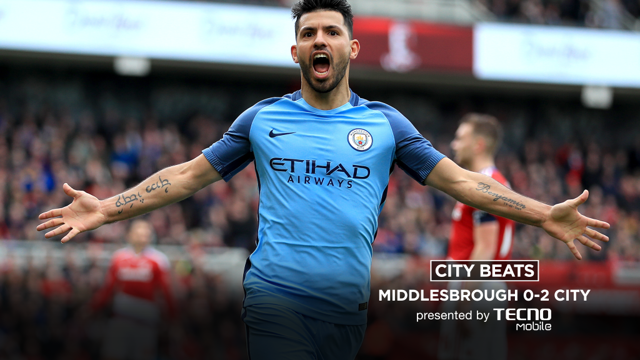 CUP ACTION: Relive City's quarter-final win over Middlesbrough