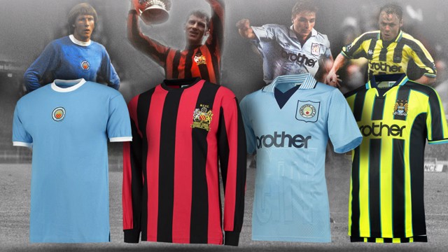 VOTE: Which is your favourite Manchester City shirt?