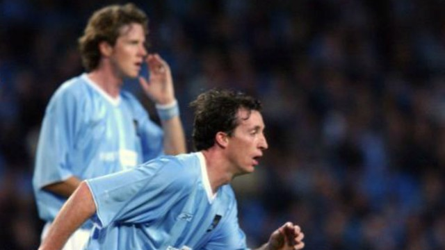 REPPIN: There have been a number of players down the years who have worn the red of Liverpool and the blue of City
