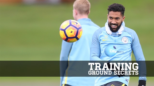SECRETS: Gael Clichy's training ground tales.