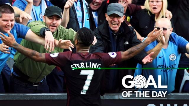 GOTD: Sterling v Swansea